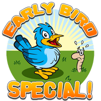 Early Bird Special – 10 Treatments