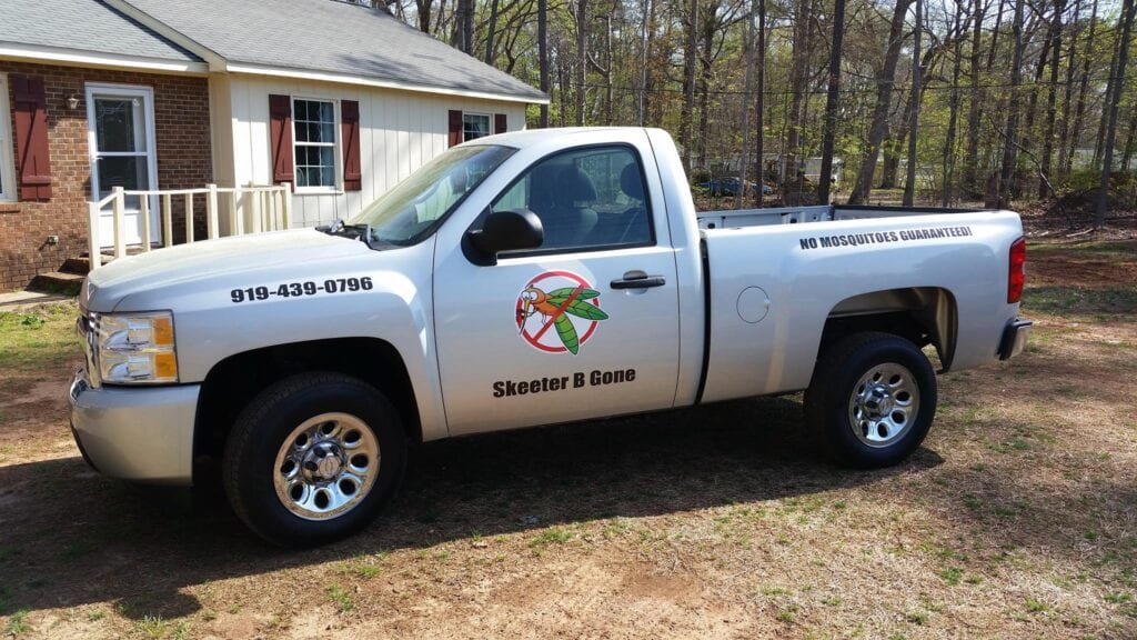 Mosquito control in Cary